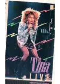 Tina Live - Private dancer tour