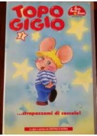 Topo Gigio - Serie Completa (7 Vhs)
