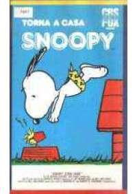 Torna a casa Snoopy