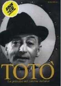 Totò - Un Principe nel cinema italiano (Libro + Cd)