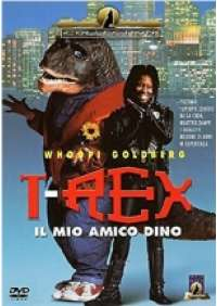 T-Rex- Il Mio amico Dino