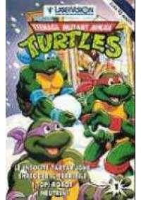 Teenage Mutant Ninja Turtles (5 vhs)