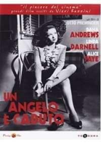 Un Angelo è caduto