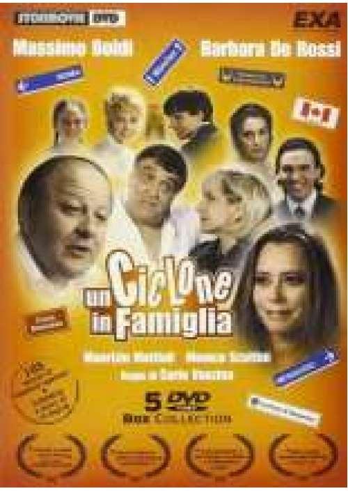 Un Ciclone in famiglia (5 dvd)