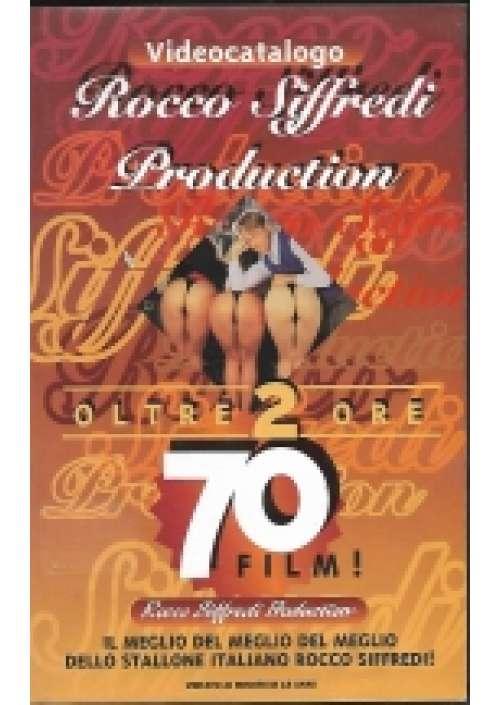 Videocatalogo Rocco Siffredi Production