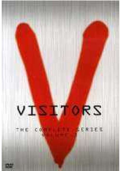 V - Visitors - The Complete series 3 (5 dvd)