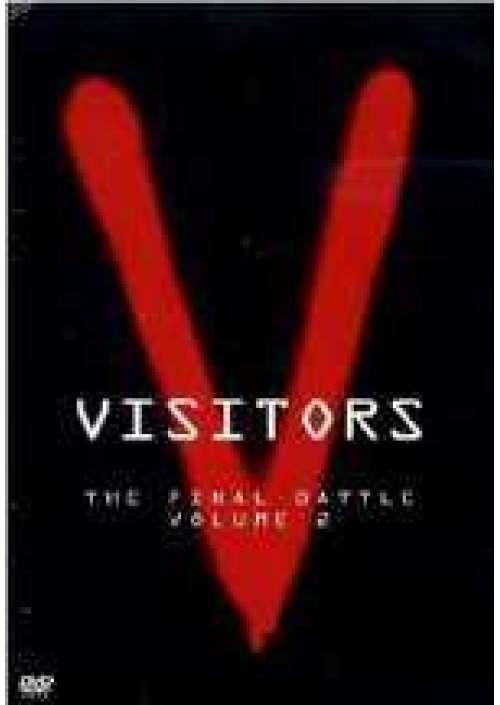 V - Visitors - The Final battle 2 (3 dvd)