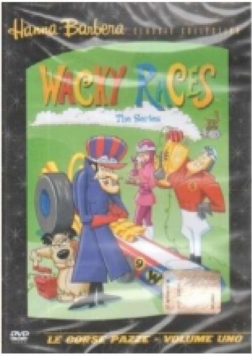 Wacky Races - Volume 1