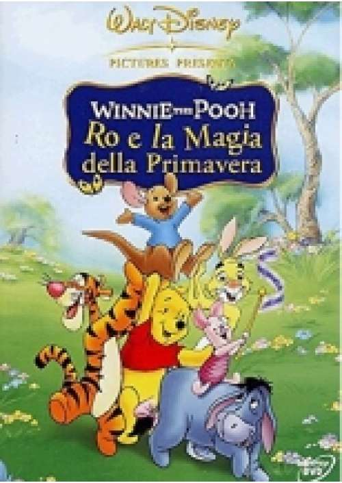 Winnie the Pooh - Ro e la magia della Primavera