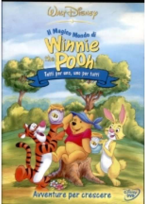 Il Magico mondo di Winnie the Pooh - Tutti per uno, uno per tutti