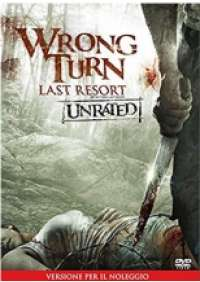 Wrong Turn - Last Resort