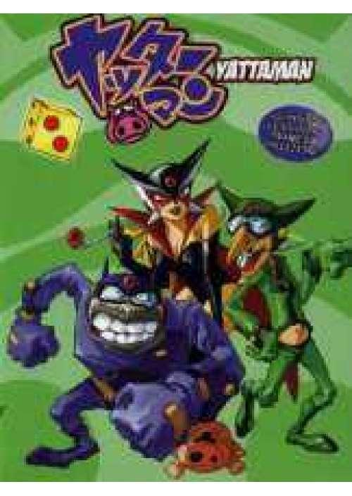 Yattaman - Volume 2 (6 dvd)