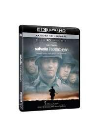 Salvate Il Soldato Ryan (Blu-Ray 4K Uhd)