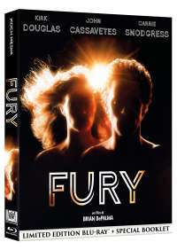 Blu-Ray+Booklet Fury