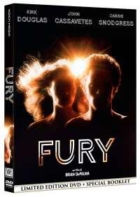 Dvd+Booklet Fury