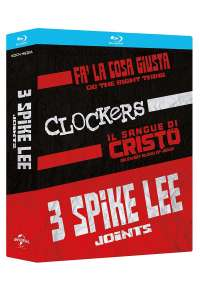 Spike Lee Collection (3 Blu-Ray)