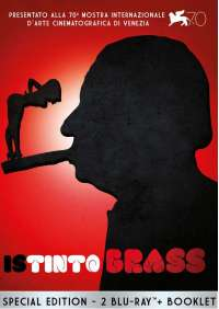 Istinto Brass (2 Blu-Ray+Booklet)
