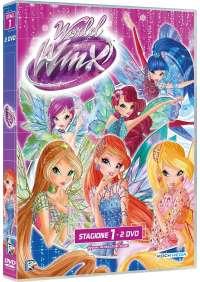 World Of Winx #01 (2 Dvd)