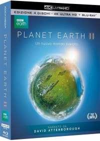 Planet Earth II (Blu-Ray 4K+Blu-Ray)