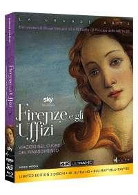 Firenze E Gli Uffizi (4K Uhd+Blu-Ray+Booklet)