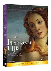 Dvd+Booklet Firenze E Gli Uffizi