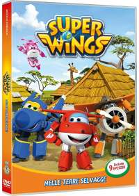 Super Wings - Nelle Terre Selvagge