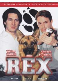 Commissario Rex (Il) - Stagione 04 (4 Dvd)