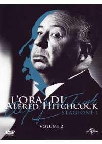 Ora Di Alfred Hitchcock (L') - Stagione 01 #02 (3 Dvd)