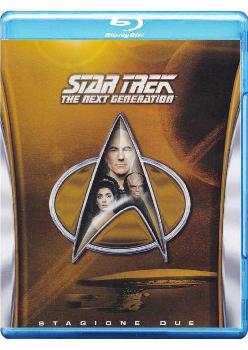 Star Trek - The Next Generation - Stagione 02 (6 Blu-Ray)
