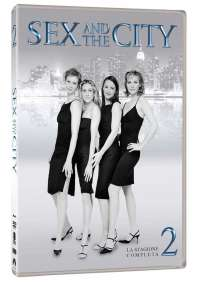 Sex And The City - Stagione 02 (3 Dvd)