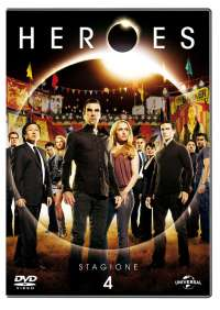 Heroes - Stagione 04 (5 Dvd)