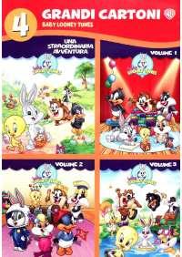 Baby Looney Tunes - 4 Grandi Cartoni (4 Dvd)