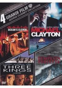 George Clooney - 4 Grandi Film (4 Dvd)