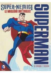 Superman - Super-Nemici - Le Migliori Battaglie (2 Dvd)