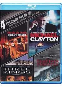 George Clooney - 4 Grandi Film (4 Blu-Ray)