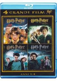 Harry Potter - 4 Grandi Film #01 (4 Blu-Ray)