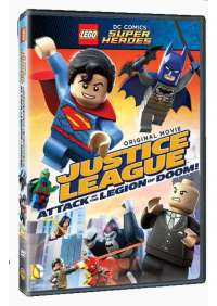 Lego - Dc Super Heroes - Justice League - Legion Of Doom All'Attacco!