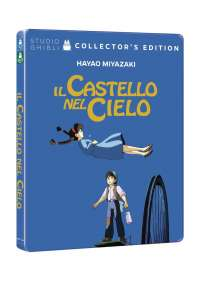 Castello Nel Cielo (Il) (Dvd+Blu-Ray) (Ltd CE Steelbook)
