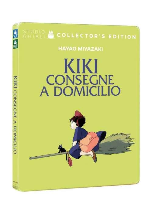 Kiki - Consegne A Domicilio (Dvd+Blu-Ray) (Ltd CE Steelbook)