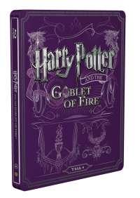 Harry Potter E Il Calice Di Fuoco (Ltd Steelbook)