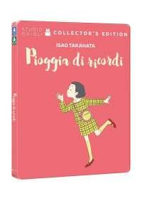 Blu-Ray+Dvd Pioggia Di Ricordi (Ltd Steelbook)
