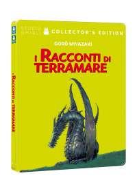 Blu-Ray+Dvd Racconti Di Terramare (I) (Ltd Steelbook)