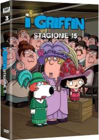Griffin (I) - Stagione 15 (3 Dvd)