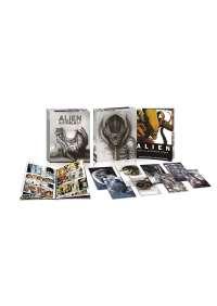 Alien Anthology Premium (4 Blu-Ray+Libro+Cartoline)