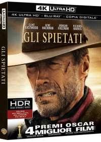 Spietati (Gli) (Blu-Ray 4K Ultra HD+Blu-Ray)