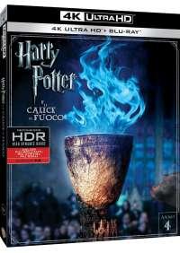 Harry Potter E Il Calice Di Fuoco (4K Ultra Hd+Blu-Ray)