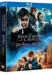 Dal Magico Mondo Di J.K. Rowling  - Harry Potter + Animali Fantastici (9 Blu-Ray)