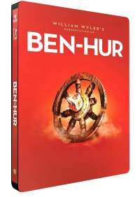Steelbook Ben Hur (Iconic Moments) (2 Blu-Ray)