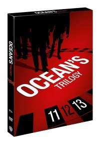 Ocean'S Trilogy (3 Dvd)