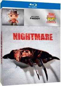 Nightmare - Dal Profondo Della Notte (Blu-Ray+Portachiavi Funko)